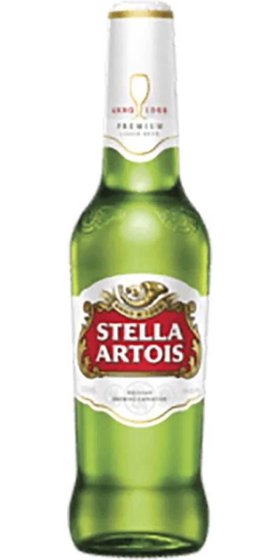 Stella Artois Bottle 330ml (carton)