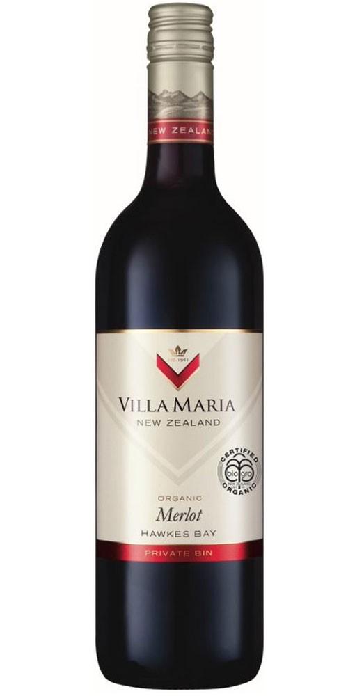 Villa-Maria-organic-Hawkes-Bay-Merlot-750ml