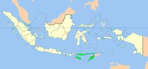 Lage von Nusa