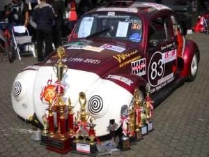 Ein Hochpremierter VW Foto-Quelle: Jakarta Post