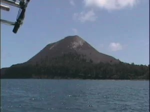 Der Anak Krakatau