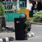 Indonesien besorgt über Bombenfunde