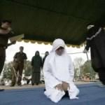 Brutale Scharia in Indonesien