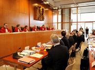 Alle Hoffnungen ruhen auf dem Verfassungsgericht in Karlsruhe Fotoquelle: dw-world.de