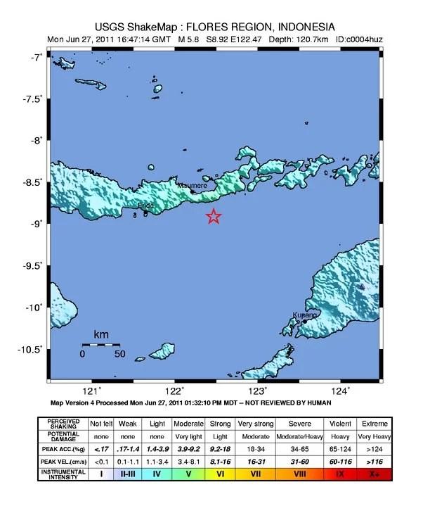 Epizentrum Quelle: earthquake.usgs.gov