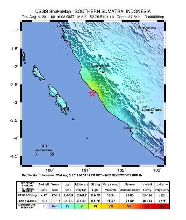 Grafikquelle: earthquake.usgs.gov