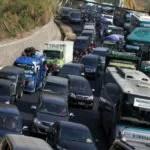 Verkehrschaos in Bandung zum Idul Fitri Foto: www.thejakartapost.com