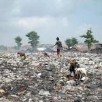 Viele Menschen in Jakarta sind gezwungen vom Müll zu leben Foto: Thehero