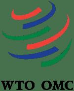 Logo der Welthandelsorganisation (WTO)
