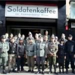 Nazi-Kaffee in Bandung geschlossen
