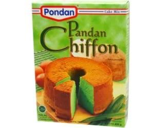 Backmischung Pandan Kuchen - Kauf bei www.tokoindonesia.de