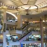 Bombendrohung im Einkaufscentrum Taman Anggrek