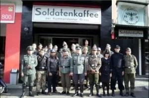 Soldatenkaffee erneut geschlossen
