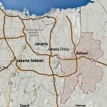 Bekasi erhöht Mindestlohn auf 3,3 Millionen Rp