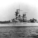 Kriegsschiffe verschwunden