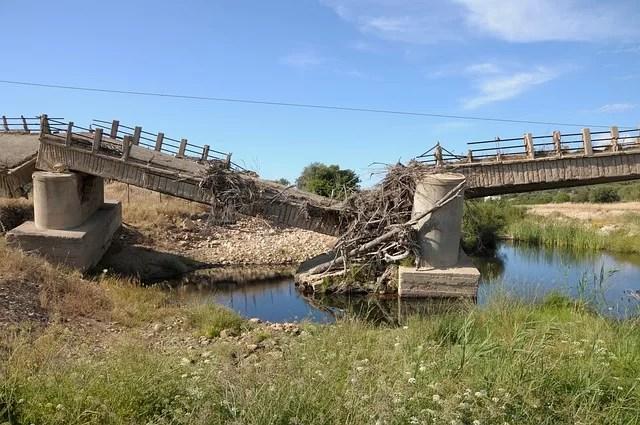 Vier Tote bei Überschwemmungen / Symbolbild