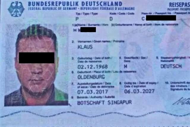 Deutscher Tod geborgen / Screenshot Jakarta Post
