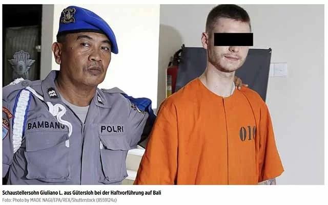 Deutscher trotz Notwehr zu Haftstrafe verurteilt / Screenshot: Bild.de