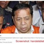 Indonesischer Parlamentspräsident verhaftet