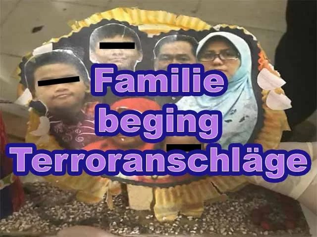 Familie beging Terroranschläge / Foto: Facebook