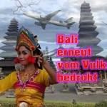 Flugausfälle nach Bali