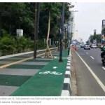 Jakarta putzt sich raus und gibt sich der Lächerlichkeit preis