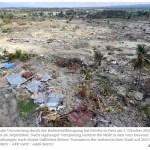 Erdbeben Palu noch 5.000 Vermisste