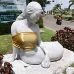 Meerjungfrau – zu nackt für diese Welt