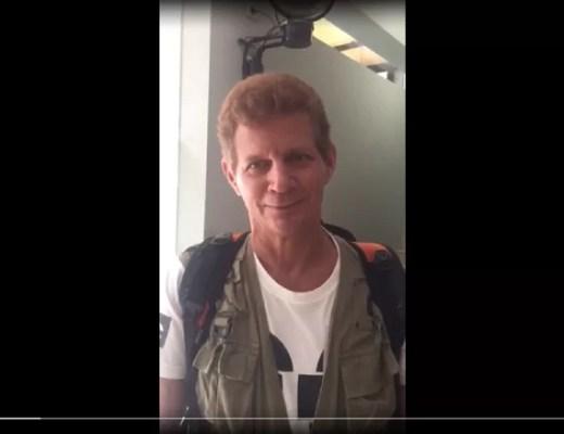 Kaukasier mit deutschen Pass wegen Meinungsäußerung in Jakarta verhaftet