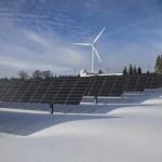 UK gibt 16,3 Millionen USD Kredit für erneuerbare Energien