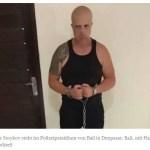 Bulgare in Bali wegen Skimming verhaftet