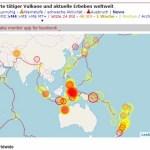 Starkes Erdbeben vor der Küste Bali