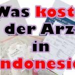 Wie läuft ein Arztbesuch in Indonesien ab