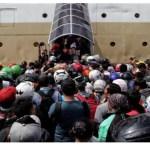 Über 1 Million Menschen trotz Reiseverbot in Indonesien unterwegs