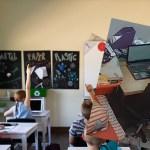 Schulprüfung während der Corona-Krise