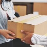 Paketversand in asiatischen Ländern startet wieder