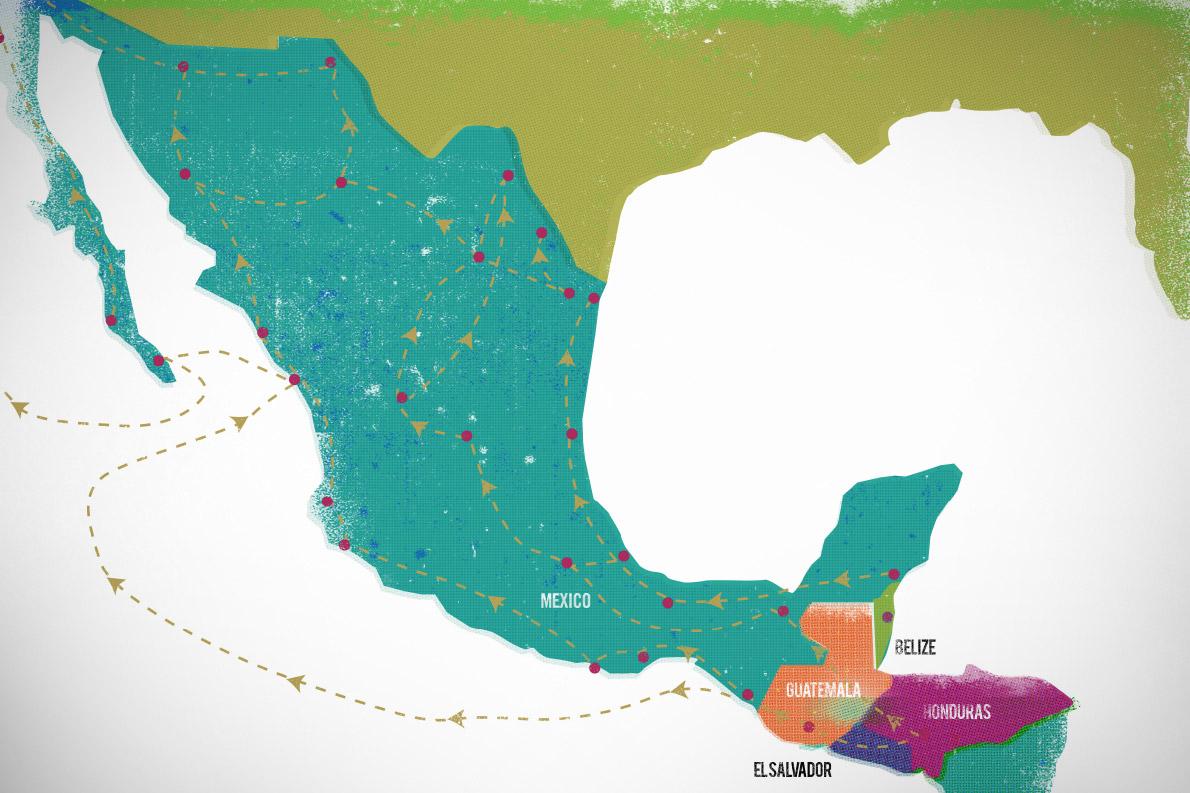 M subduction zone earthquake strikes El Salvador