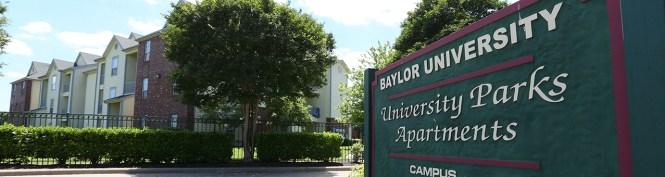 Hero University Parks Banner