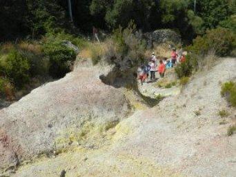 ischia baia di belfalas, sentiero dell'allume