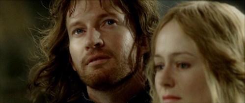 Faramir ed Eowyn