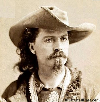 William Cody, plus connu sous le nom de « Buffalo Bill »