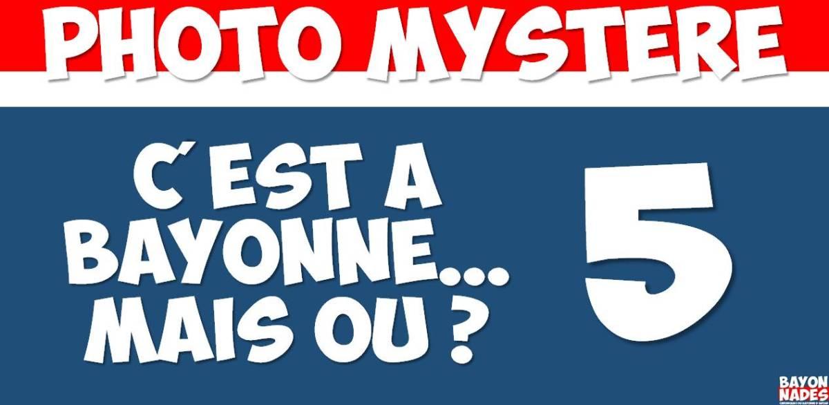 Photo Mystère 5