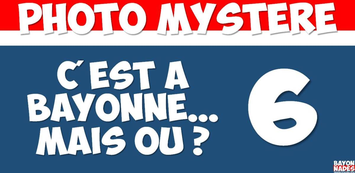 Photo Mystère 6