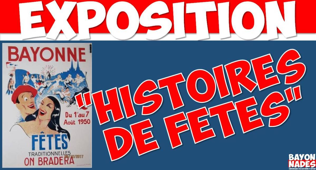 Expo sur l'Histoire des Fêtes