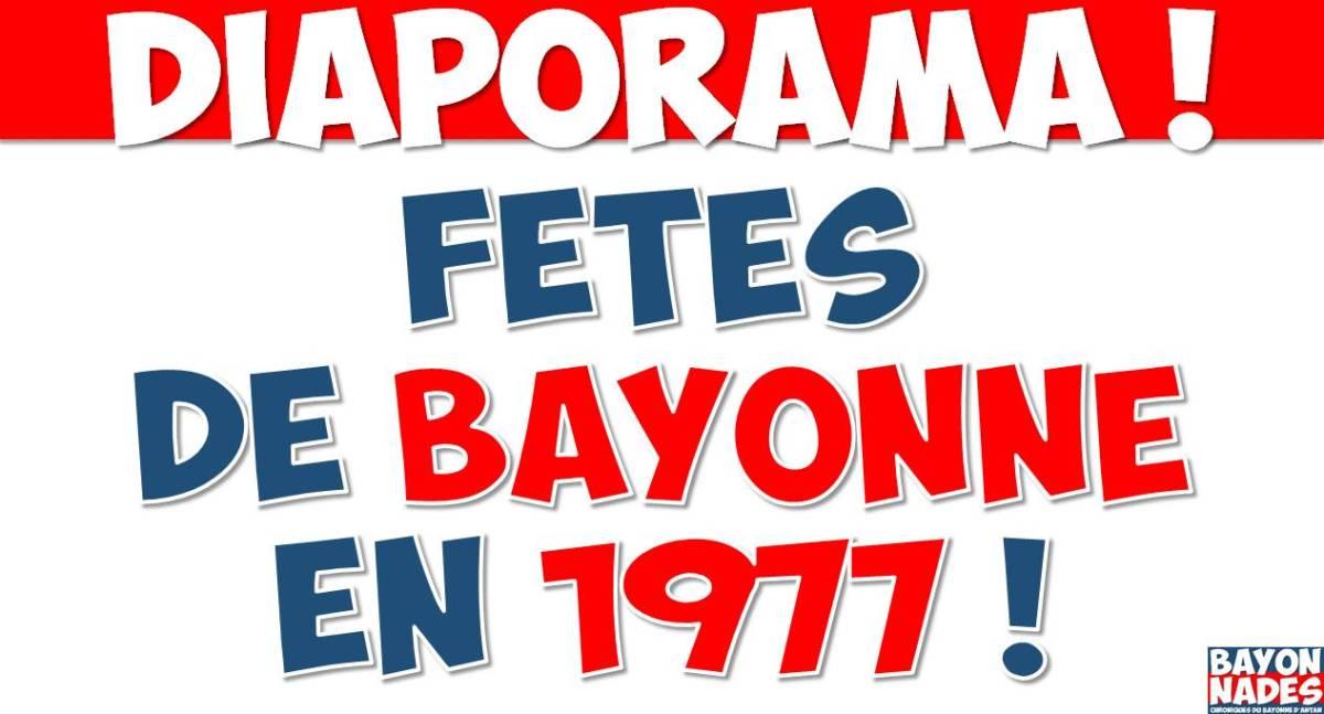 Diaporama Fêtes 1977