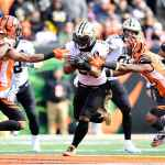 The Saints completely dominate the Bengals to continue their winning streak