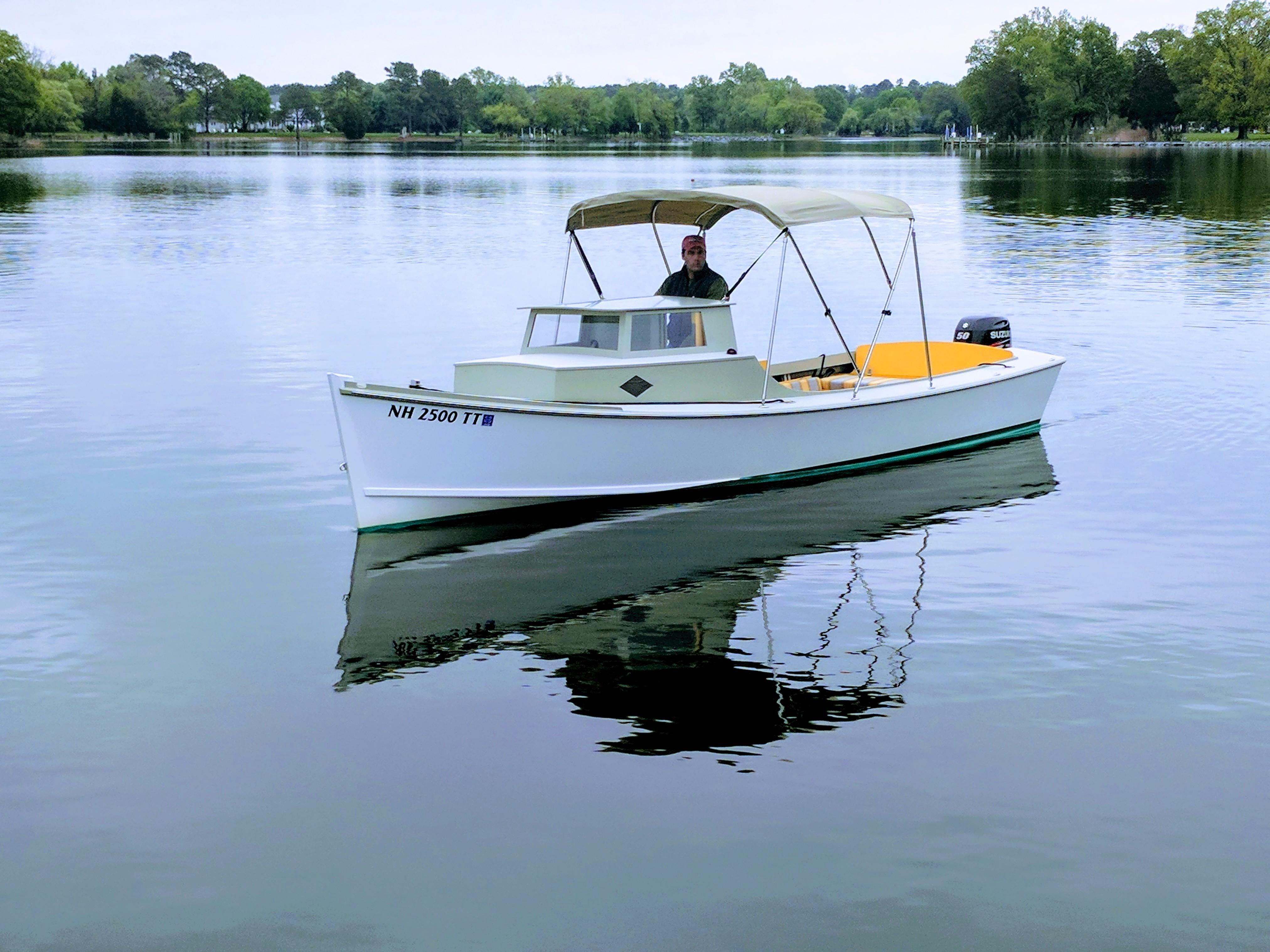 2016 Chesapeake Point Comfort 23 23 Boats For Sale