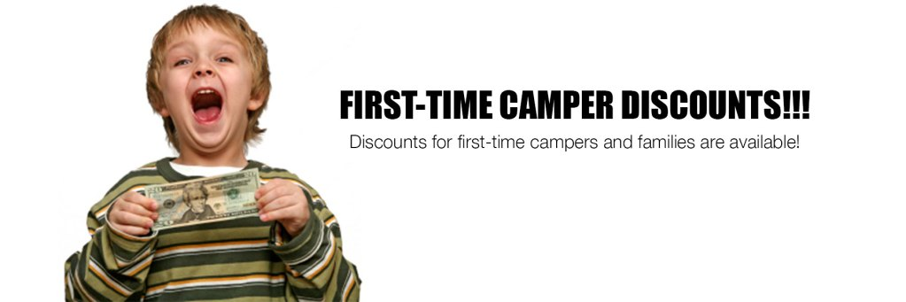 Camper Rebates and Discounts