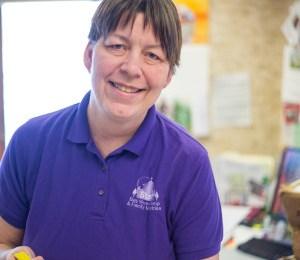 Liz Robinson - Registrar