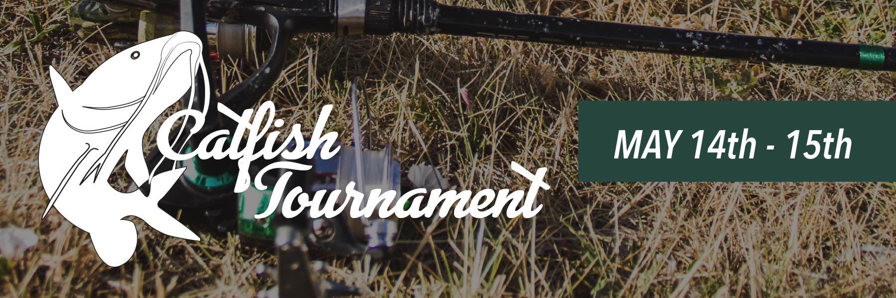 catfish tournament banner